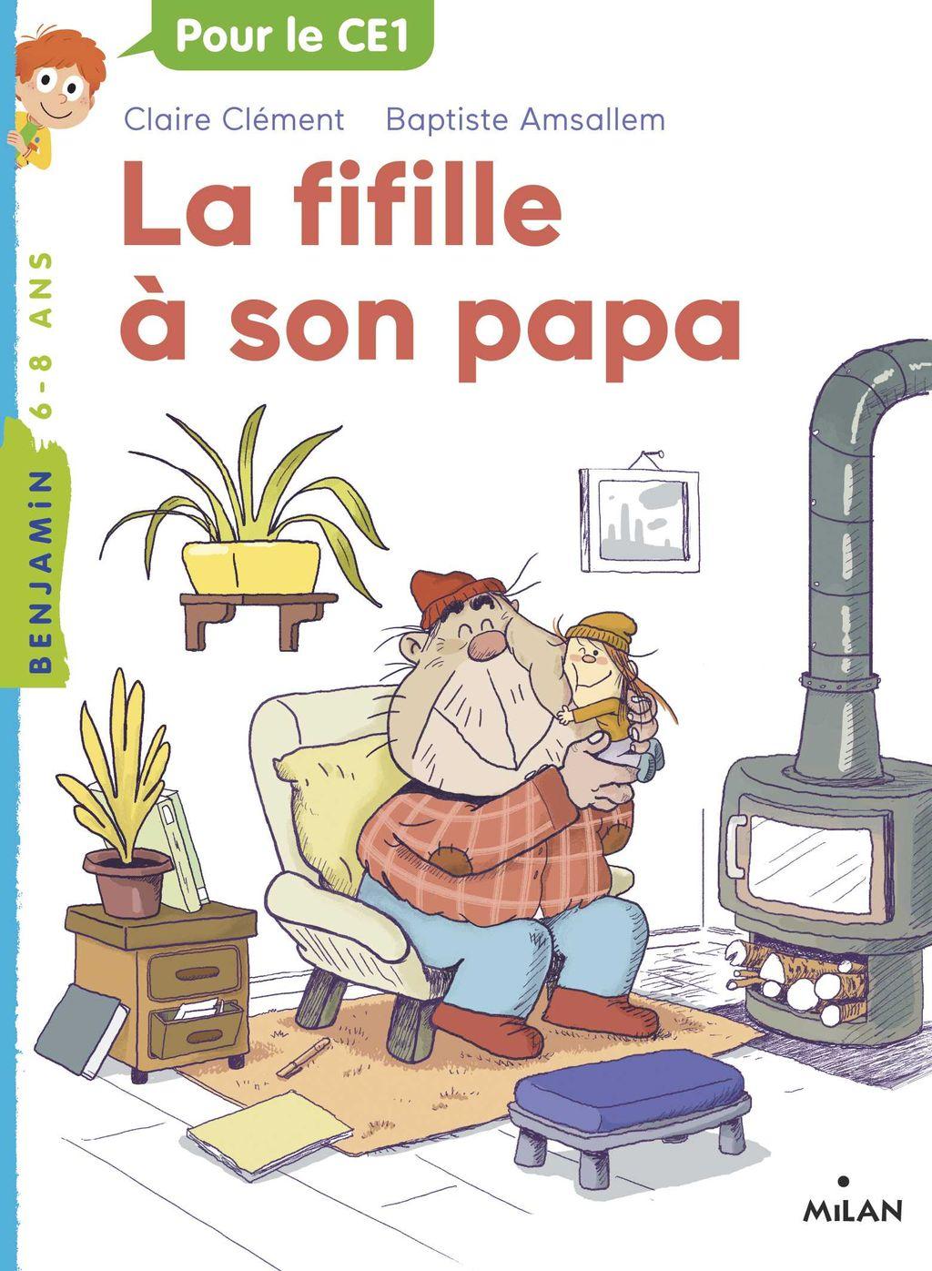 Couverture de «La fifille à son papa»