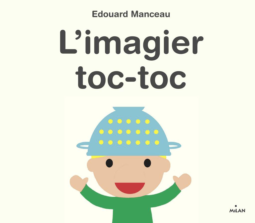 «L'imagier toc-toc» cover