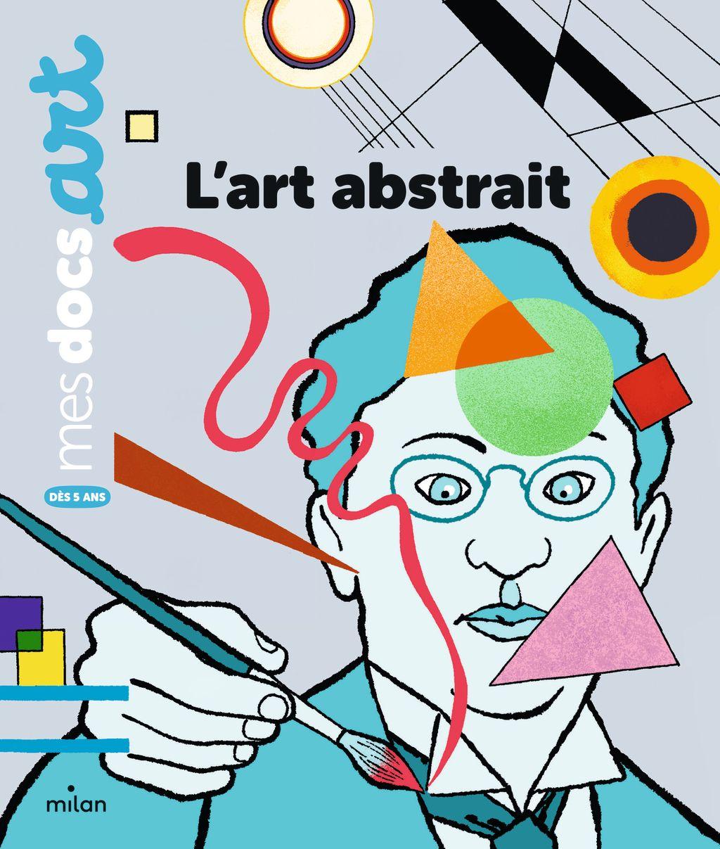 Couverture de «L'art abstrait»