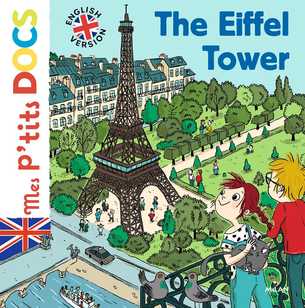 « La tour Eiffel version anglaise » cover