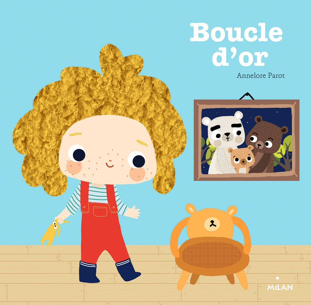 « Boucle d'or » cover