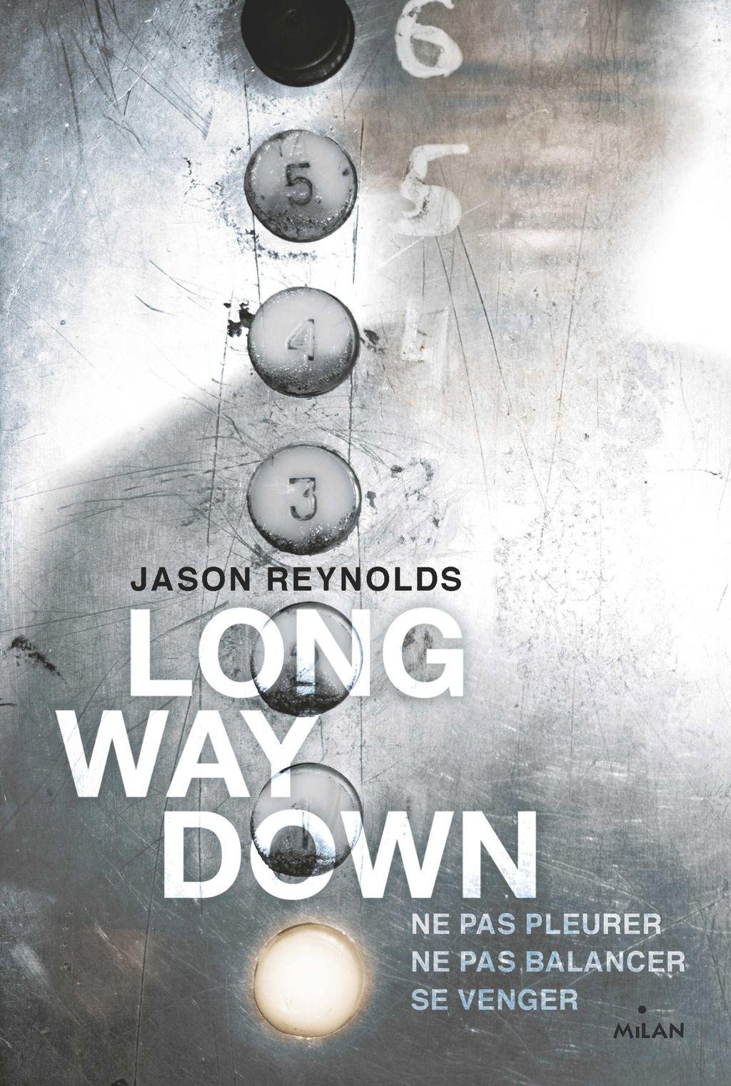 Couverture de «Long way down»