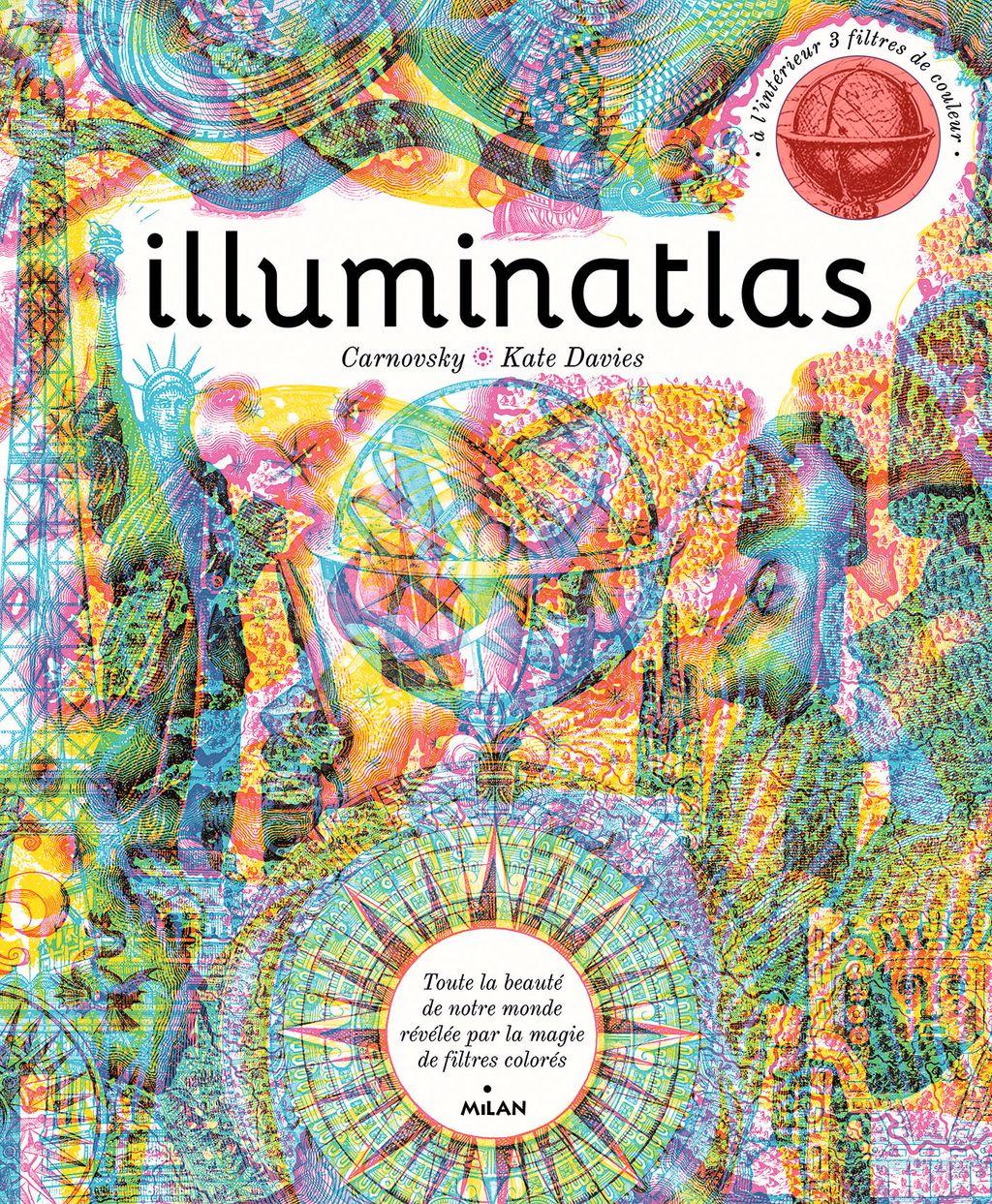 Couverture de «Illuminatlas»