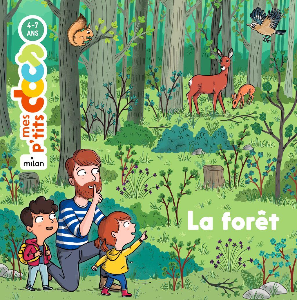 Couverture de «La forêt»