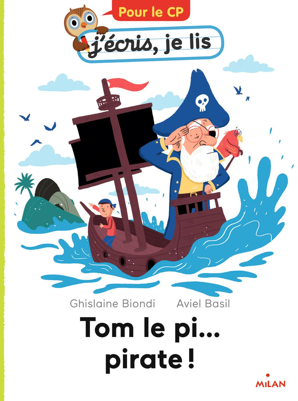 Couverture de « Tom le pi… pirate ! »