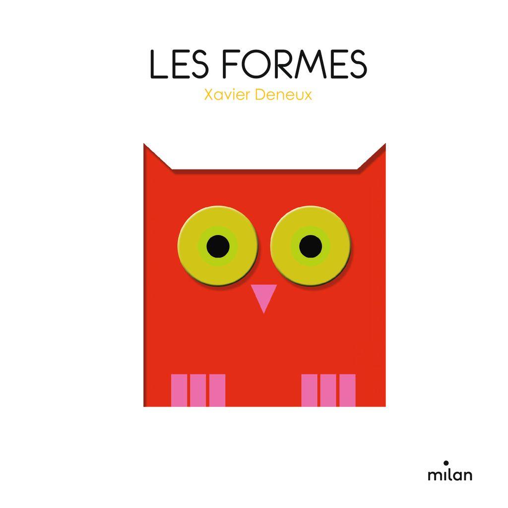 Couverture de «Les formes»