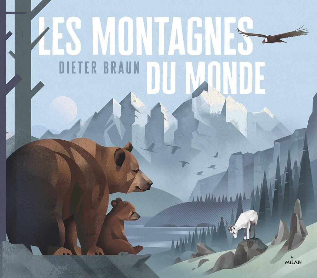 Couverture de «Les montagnes du monde»