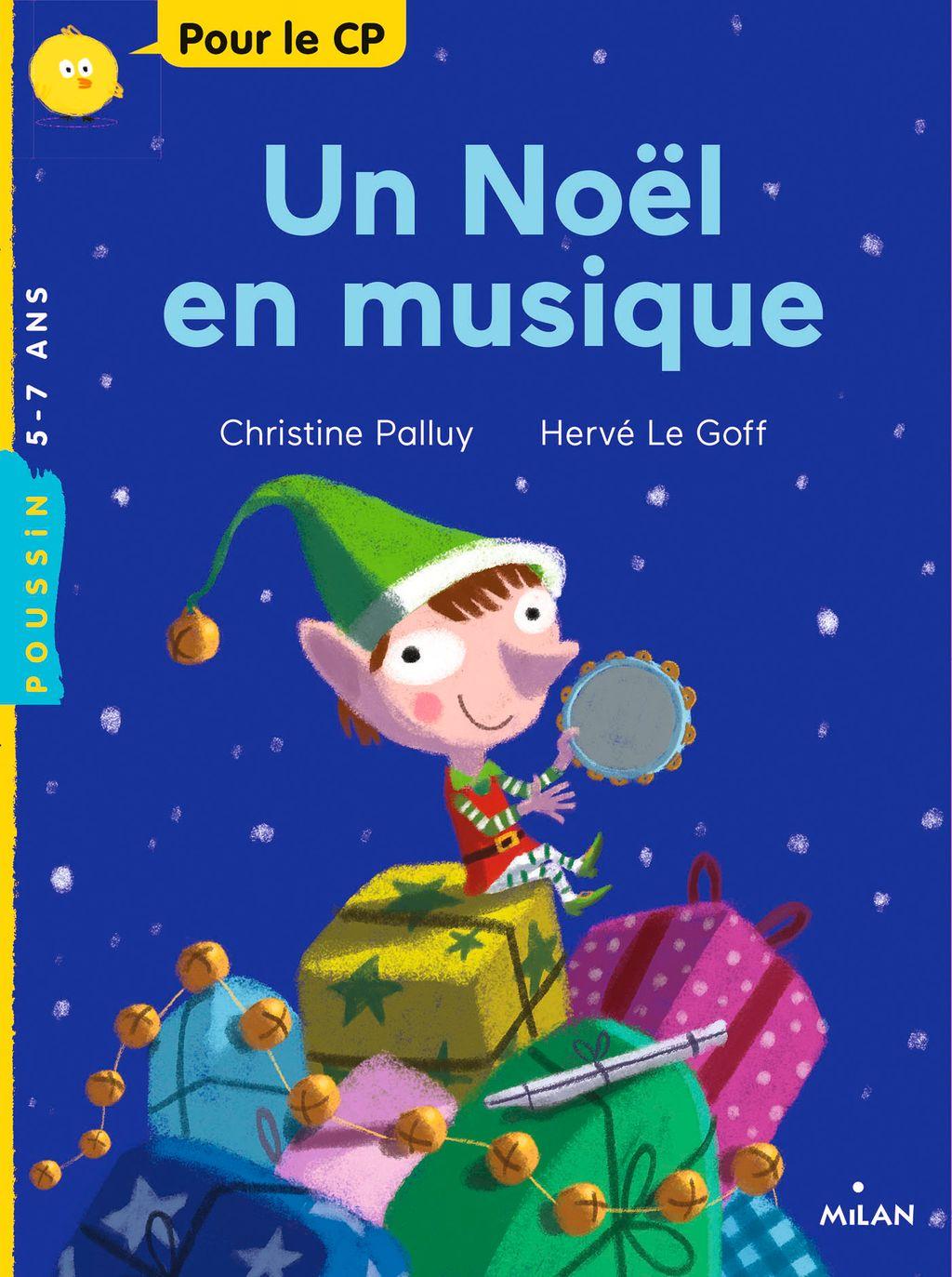 Couverture de «Un Noël en musique»