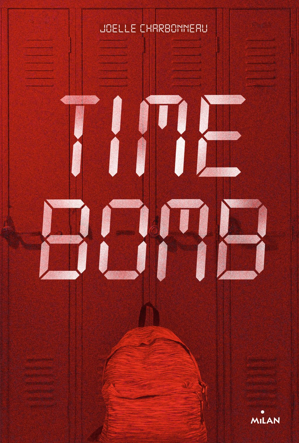 Couverture de « Time bomb »