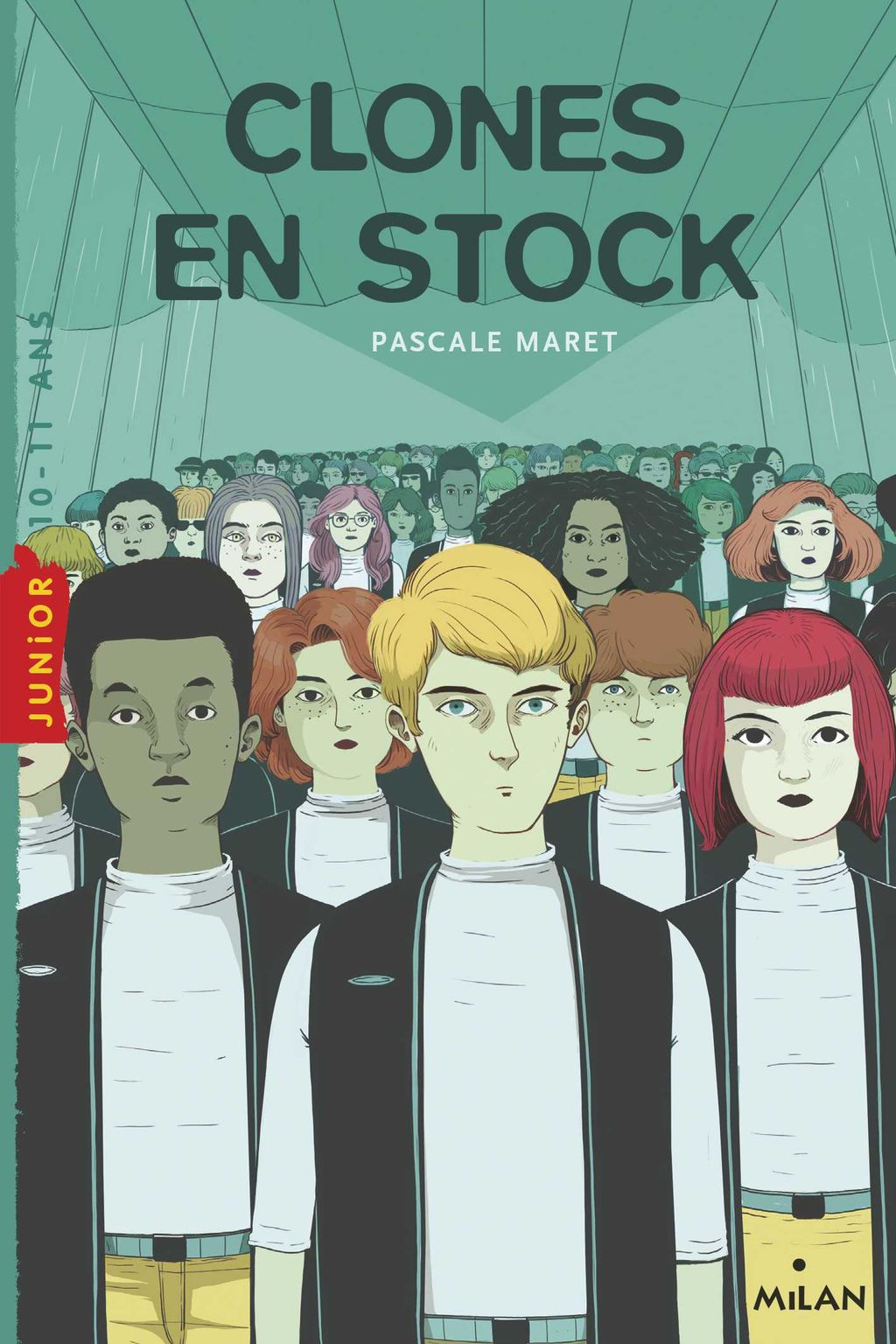 Couverture de « Clones en stock »