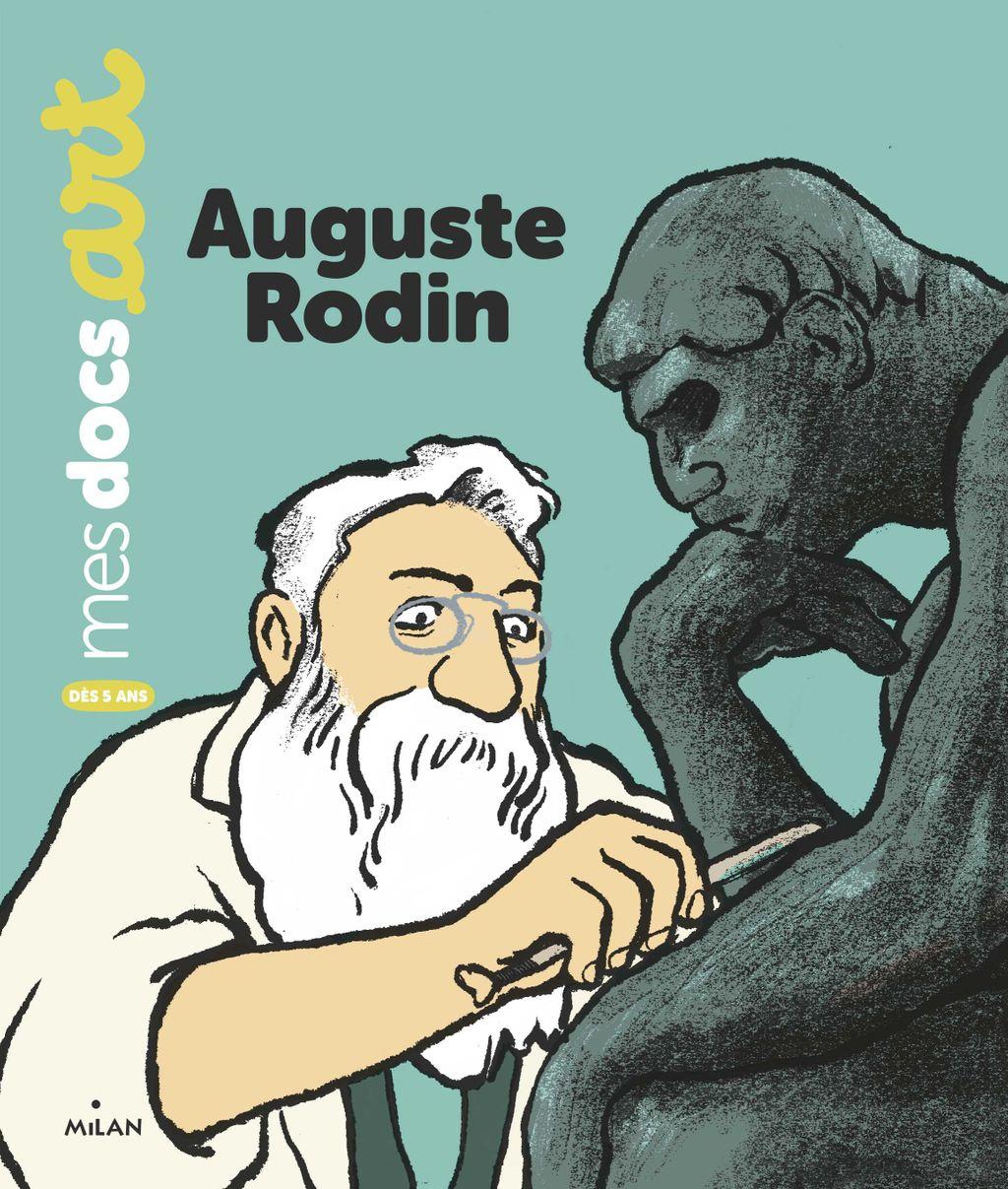Couverture de «Auguste Rodin»