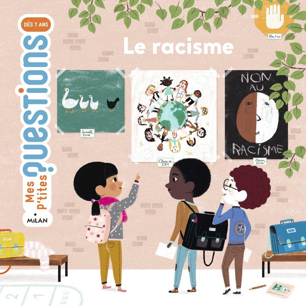 Couverture de «Le racisme»