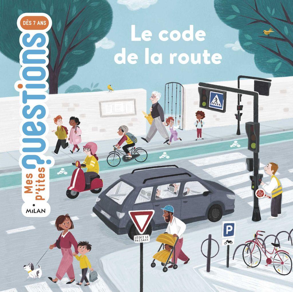 Couverture de «Le code de la route»