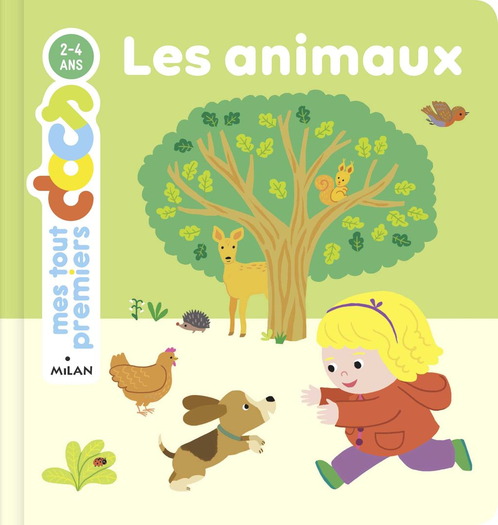 « Les animaux » cover