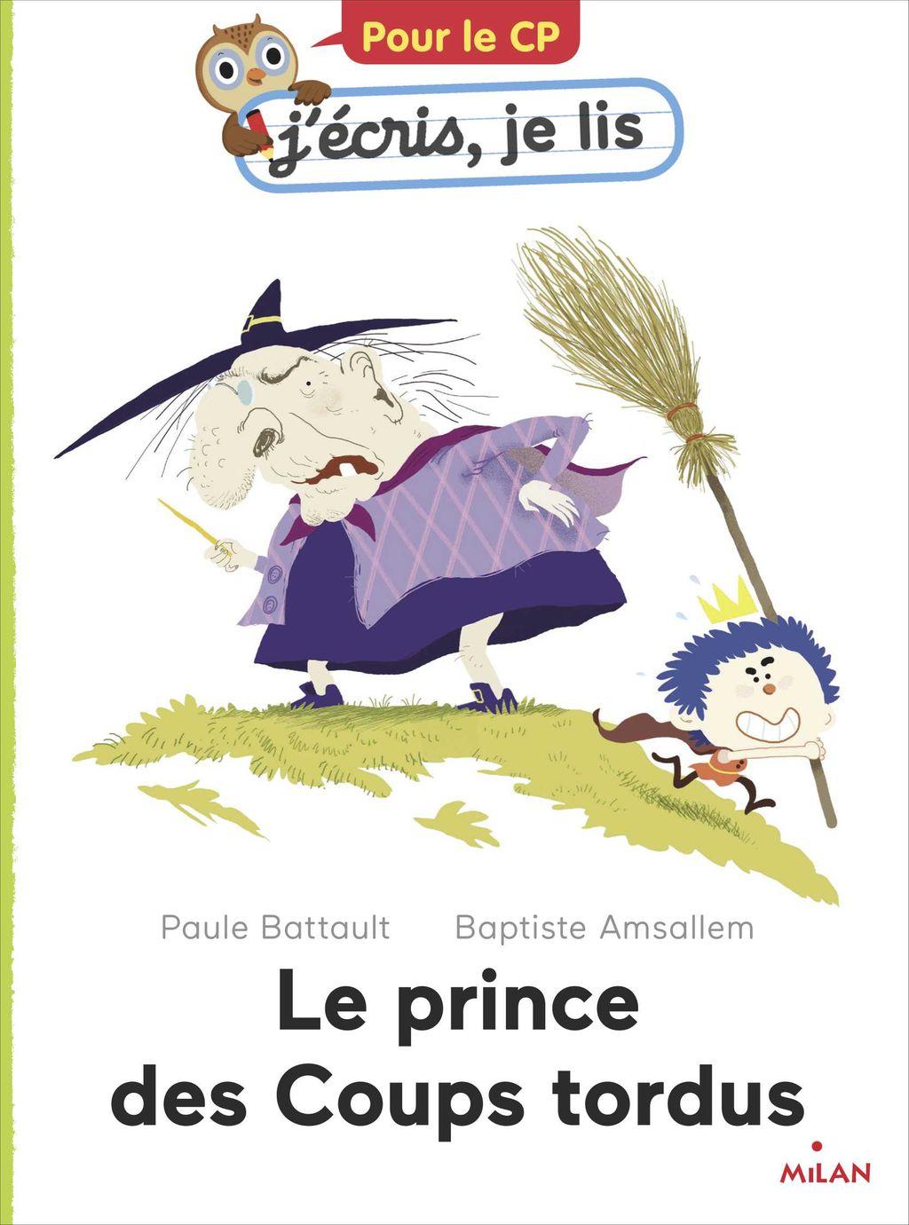Couverture de «Le prince des Coups tordus»