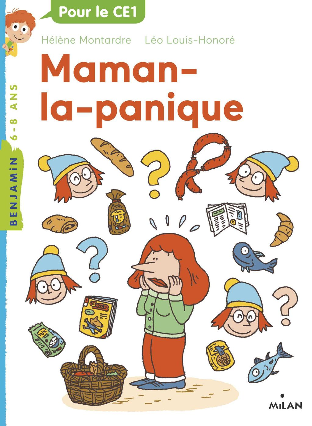 « Maman la panique » cover