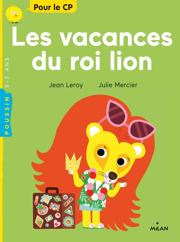 Couverture de «Les vacances du roi lion (reprise prime)»