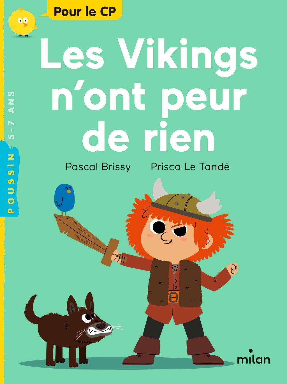 Couverture de «Les Vikings n'ont peur de rien»