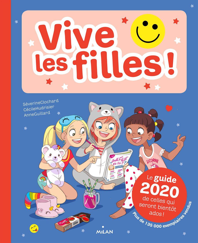 Vive Les Filles Editions Milan