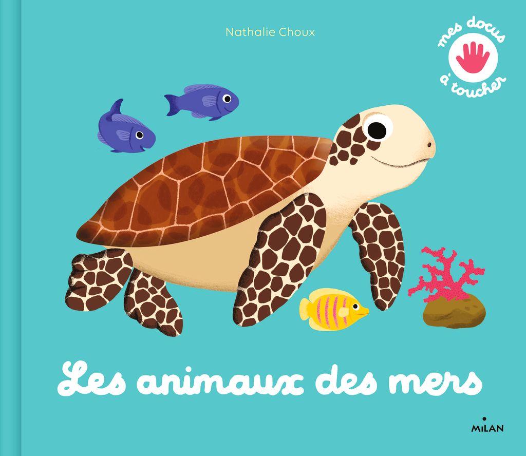 «Les animaux des mers – NE» cover