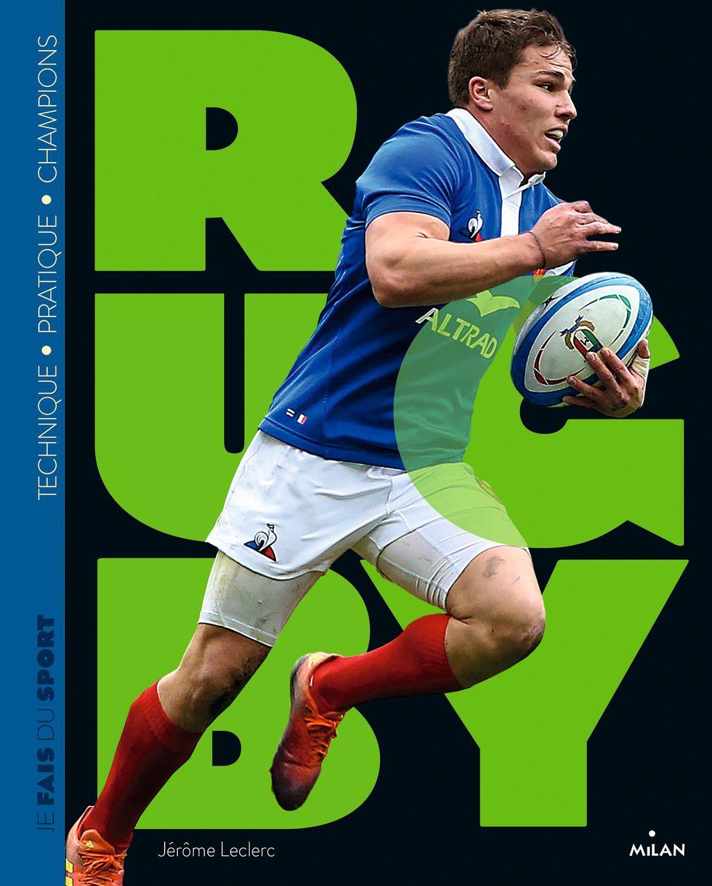 Couverture de «Le rugby»
