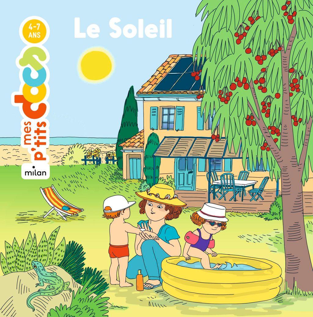 Couverture de «Le Soleil»