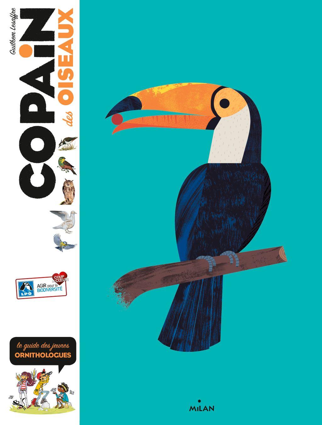 Couverture de «Copain des oiseaux»