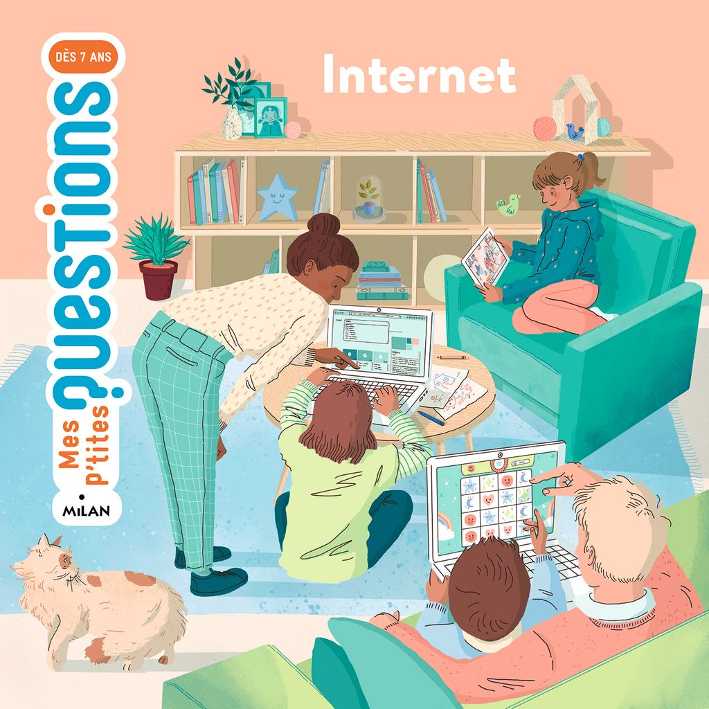 Couverture de « Internet »