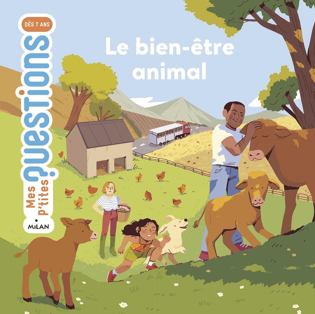 Couverture de «Le bien-être animal»