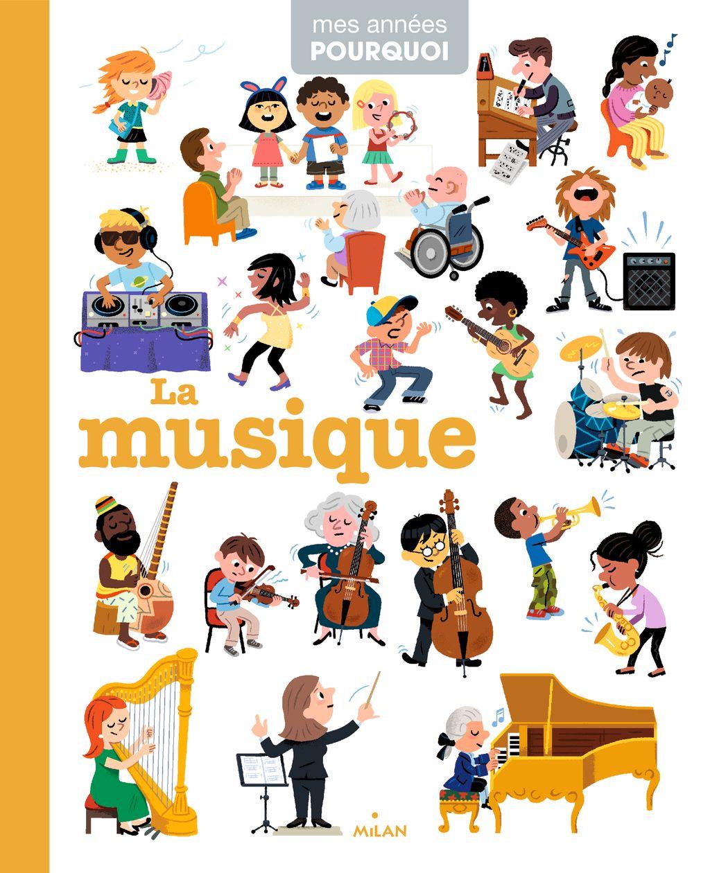 «La musique» cover