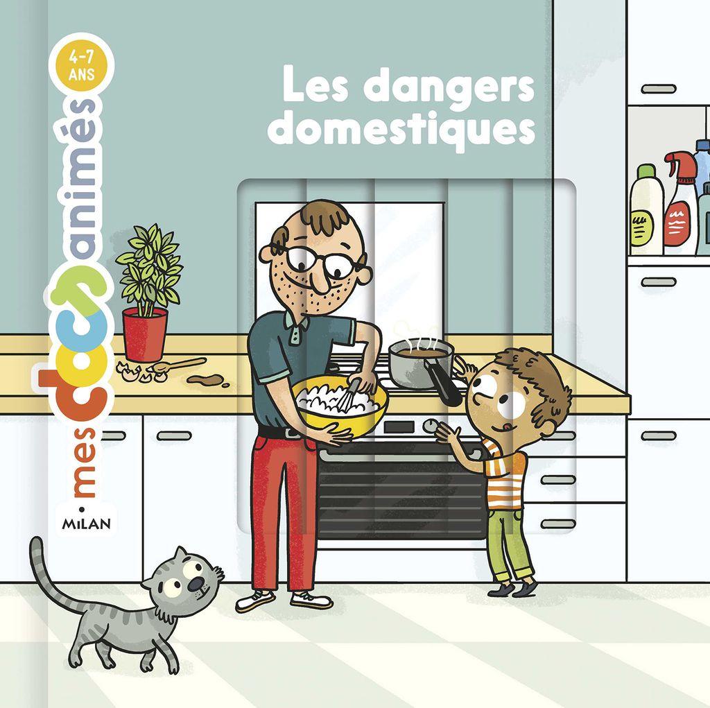 Couverture de «Les dangers domestiques»