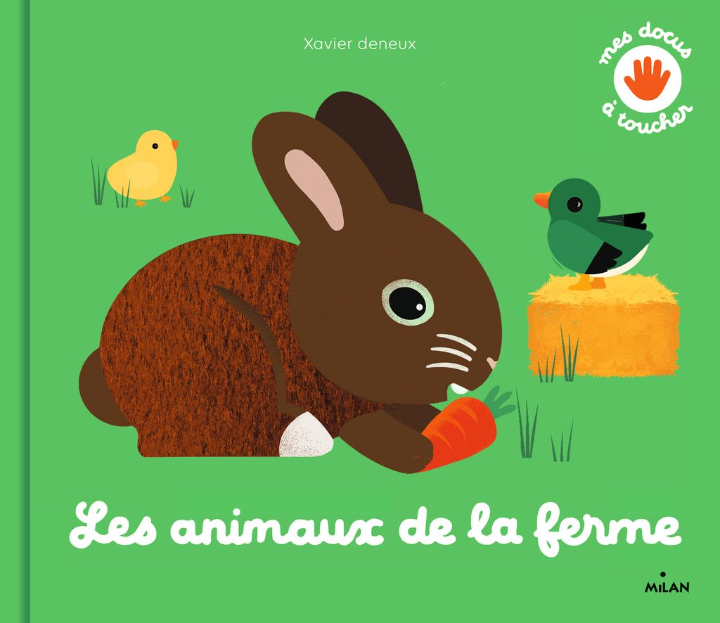 «Les animaux de la ferme» cover