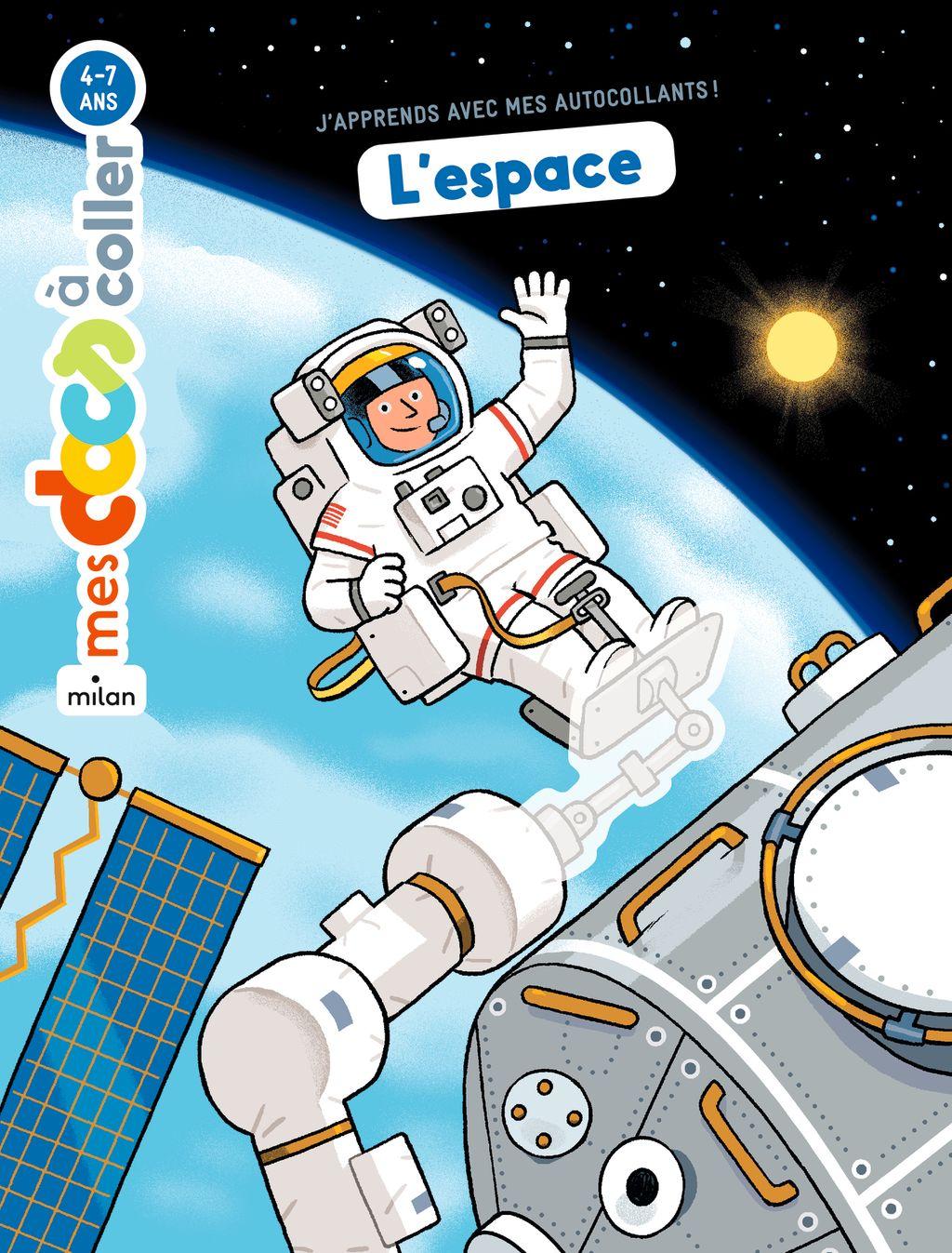 Couverture de «L'espace»