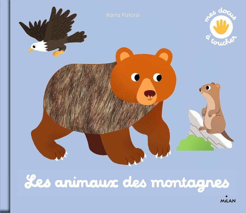 «Les animaux des montagnes» cover