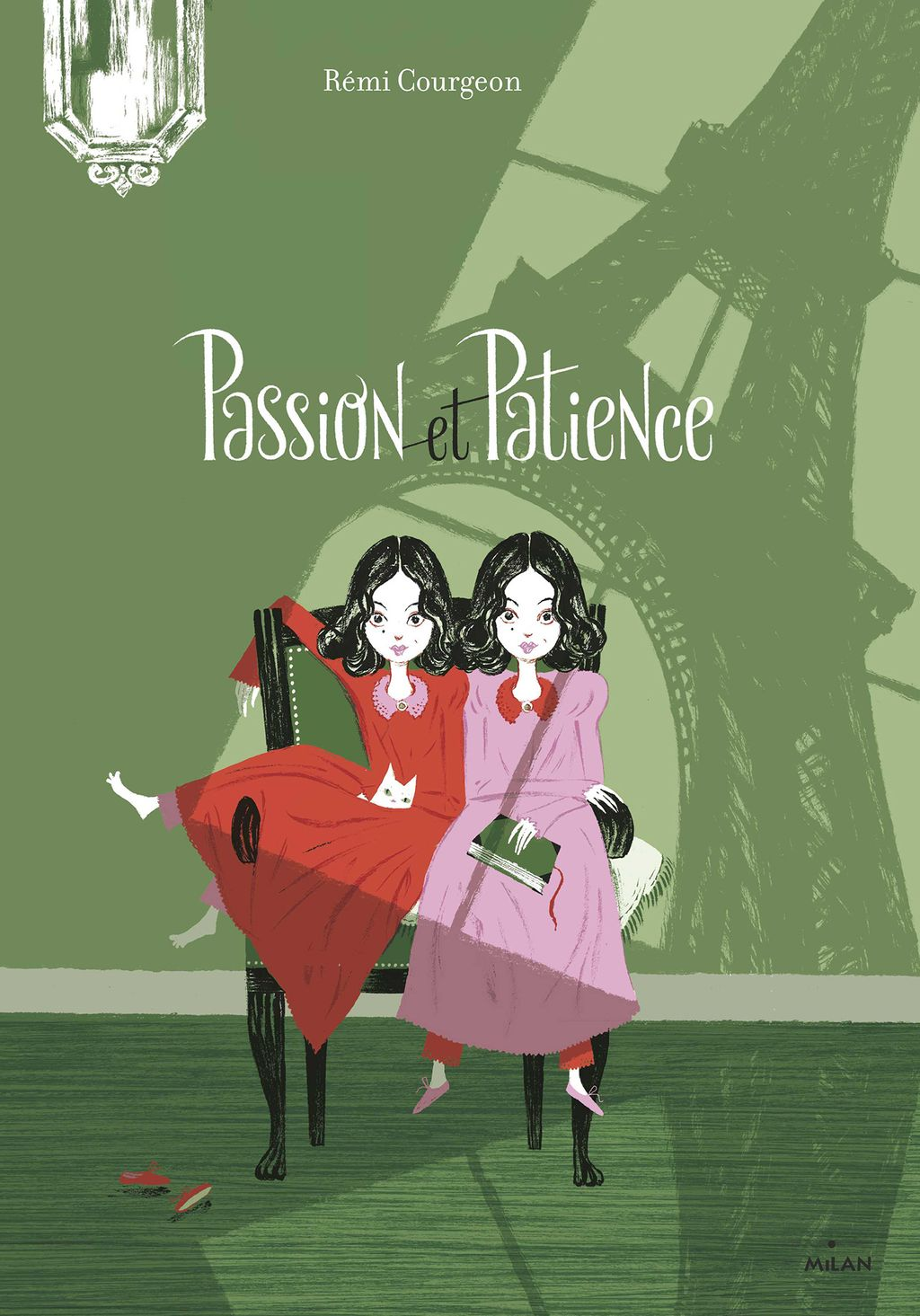 « Passion et Patience » cover
