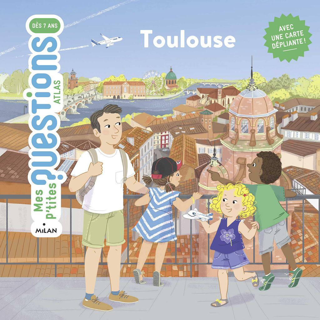 Couverture de « Toulouse »