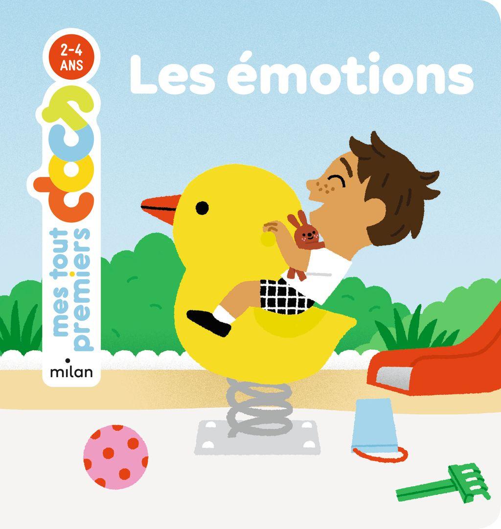 Couverture de «Les émotions»