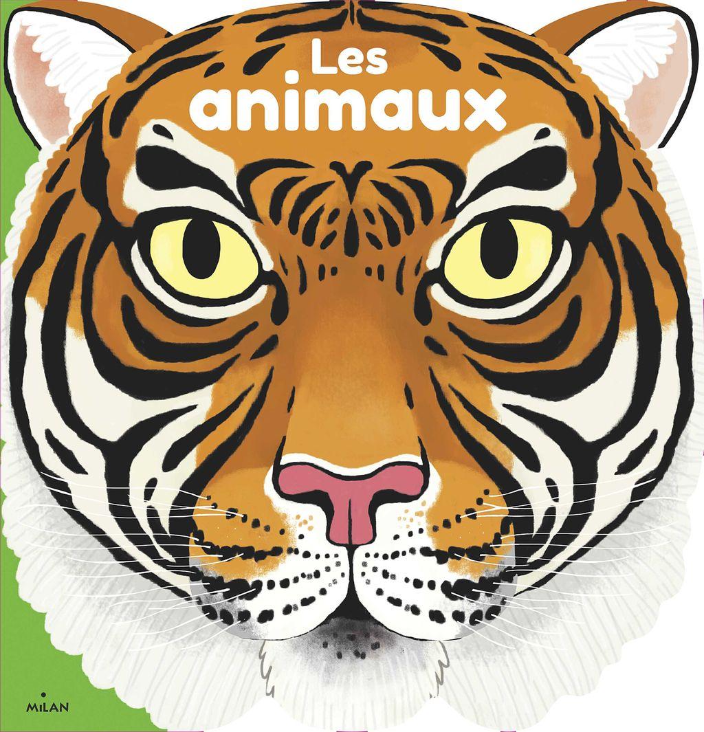 Couverture de «Les animaux»