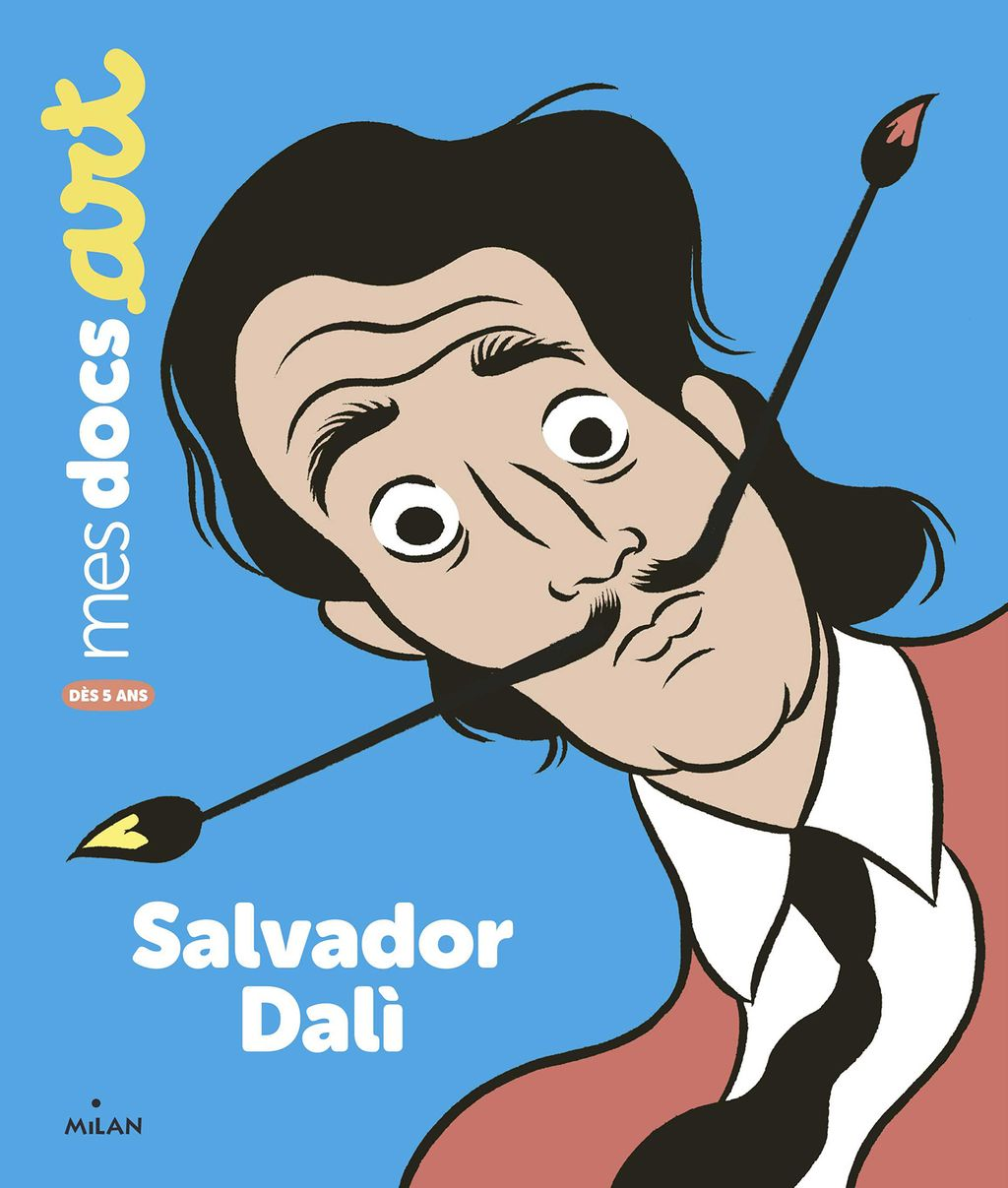 « Salvador Dalí » cover
