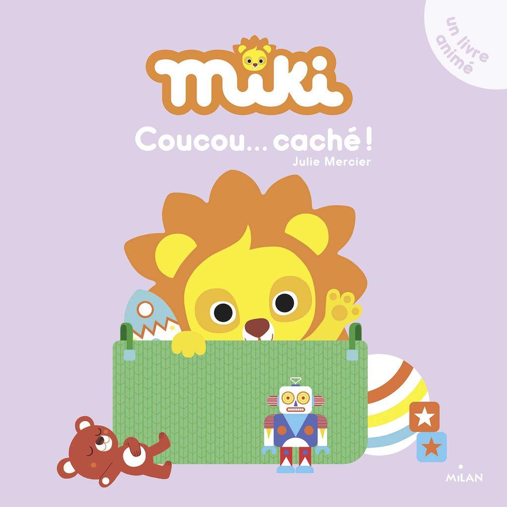 Couverture de «Miki – Coucou, caché!»