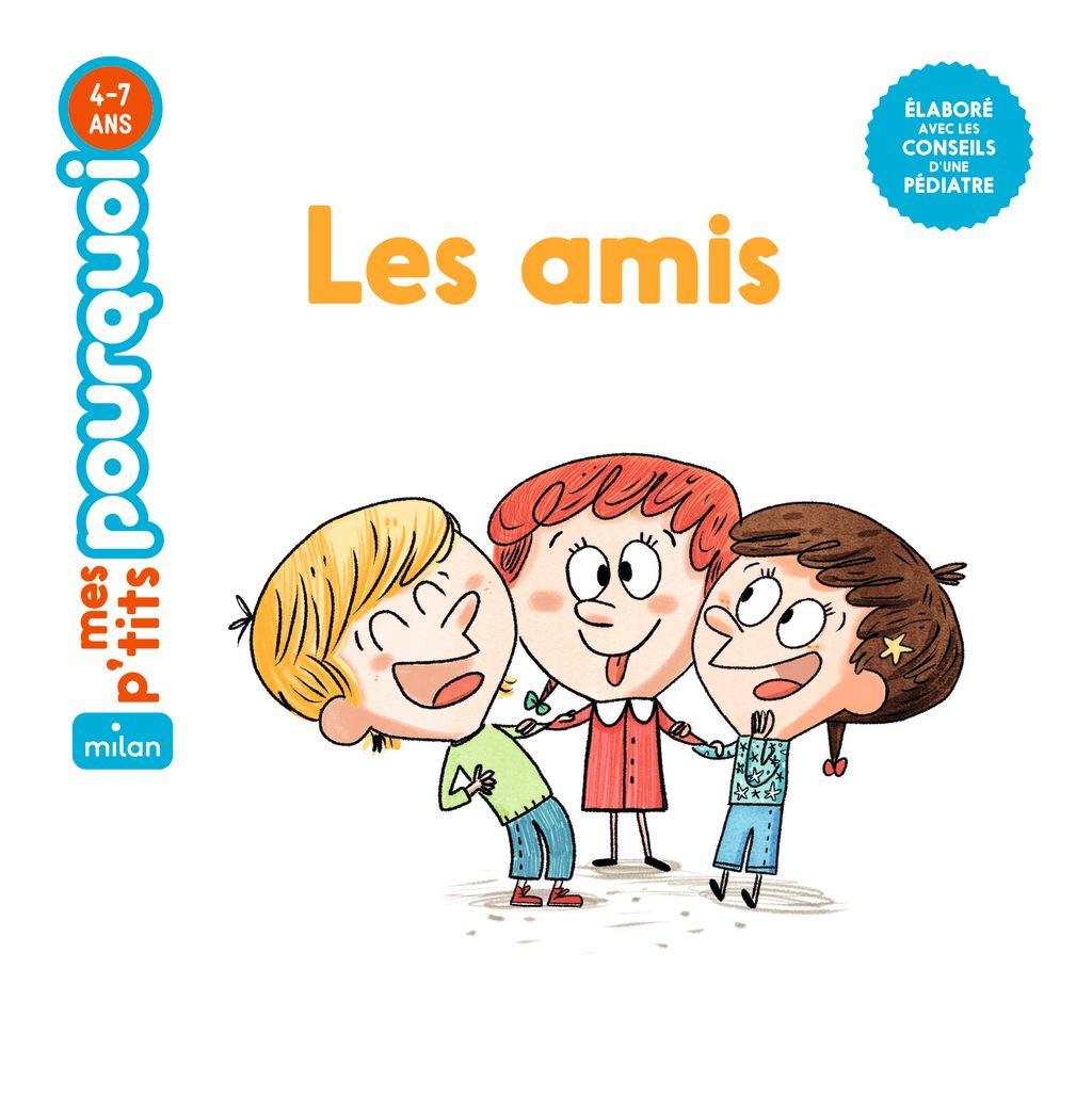 «Les amis» cover