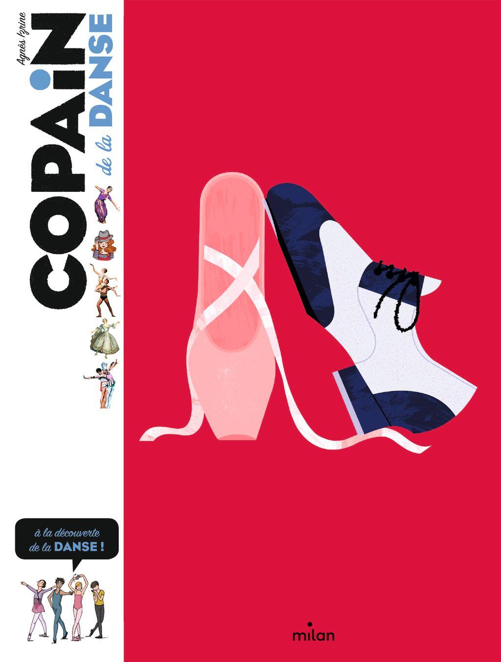 «Copain de la danse» cover