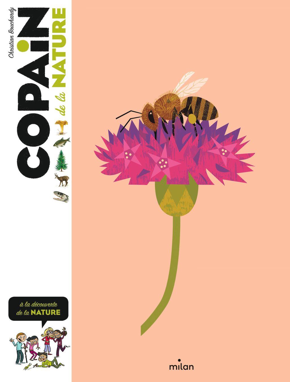 «Copain de la nature NE» cover