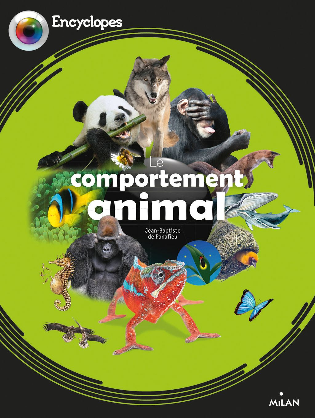Couverture de «Le comportement animal»