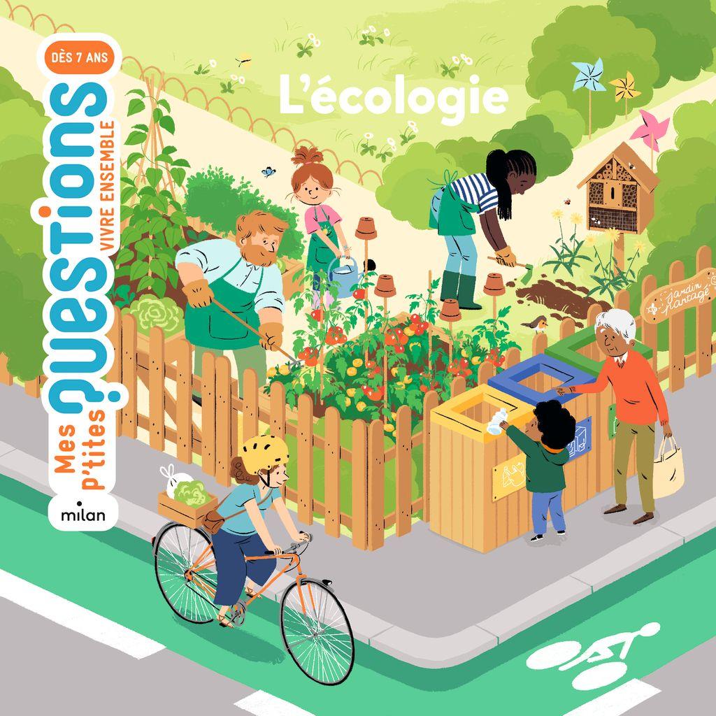 «L'écologie NE» cover