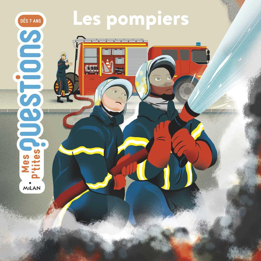 Couverture de «Les pompiers»