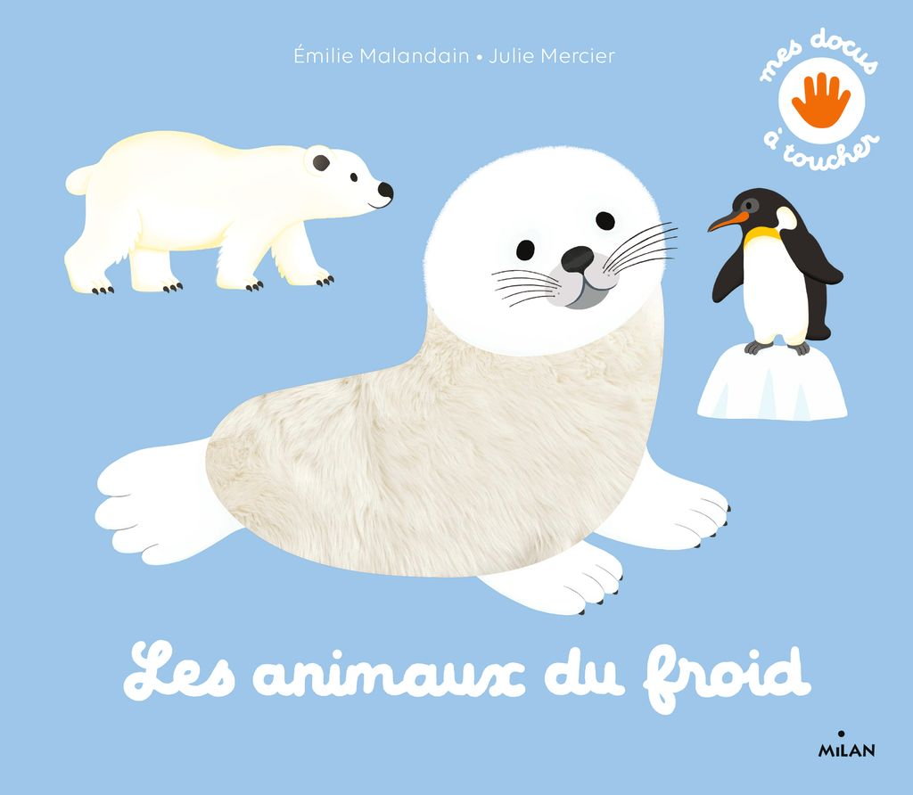 «Les animaux du froid» cover