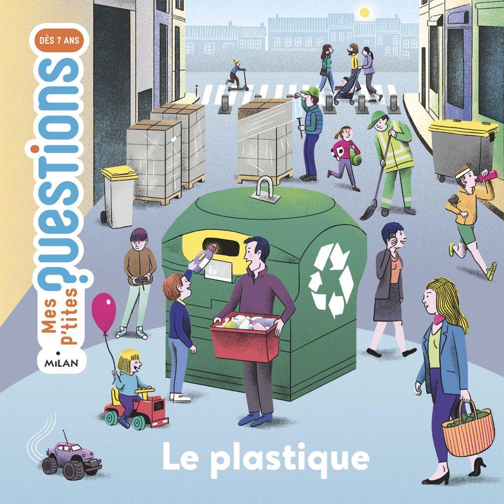 «Le plastique» cover