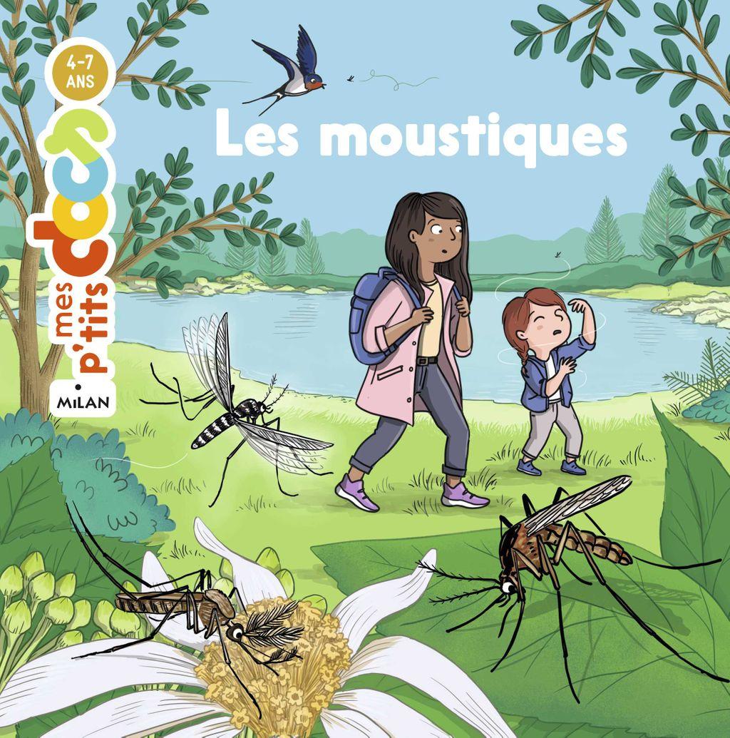 «Les moustiques» cover