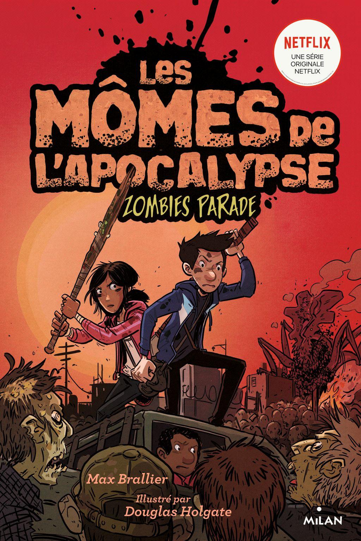 Couverture de «Zombie parade»